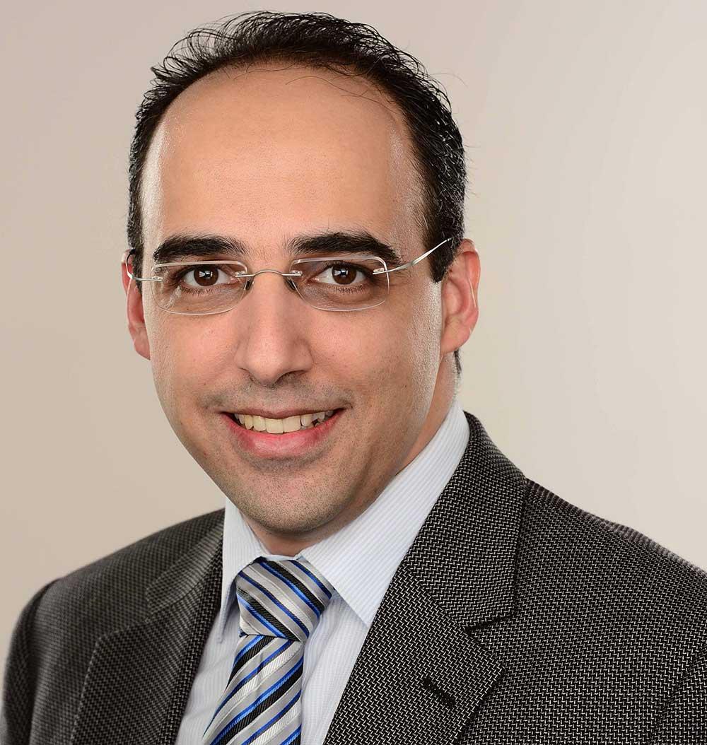 Reza Moazzeni